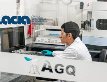 AGQ Labs en revista de la Cámara Alimentaria de Costa Rica