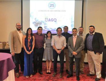 El Grupo AGQ Labs celebra su aniversario en Costa Rica