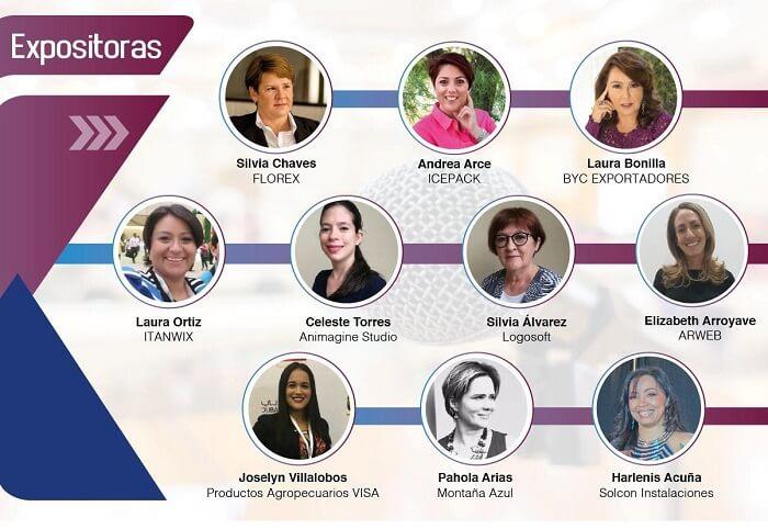 ACPE Mujeres exportacion Costa Rica