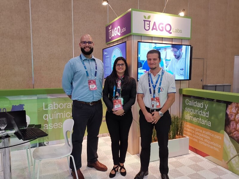 AGQ Labs en Agrotransformacion 2019 Costa Rica