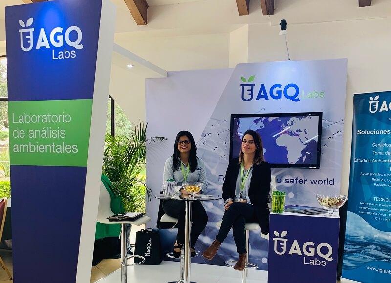 AGQ Labs en Congreso Nacional de Energia y Ambiente
