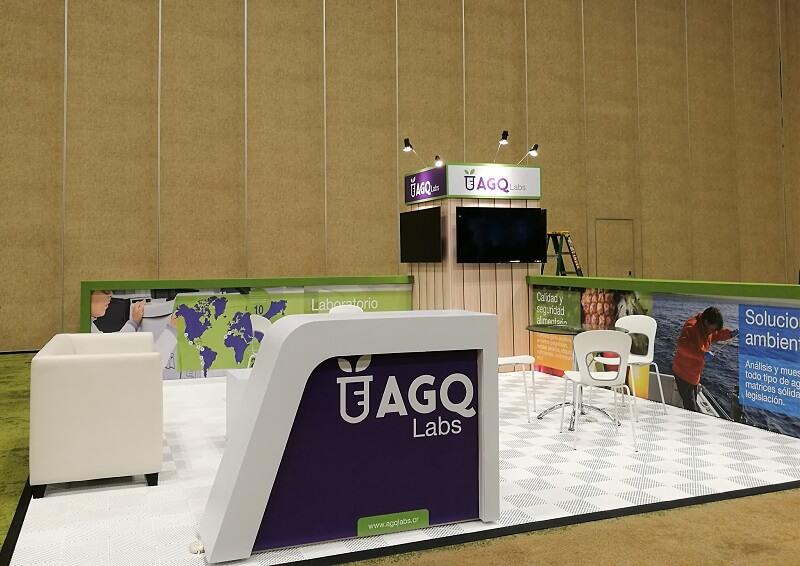 AGQ Labs participa en Agrotransformacion 2019