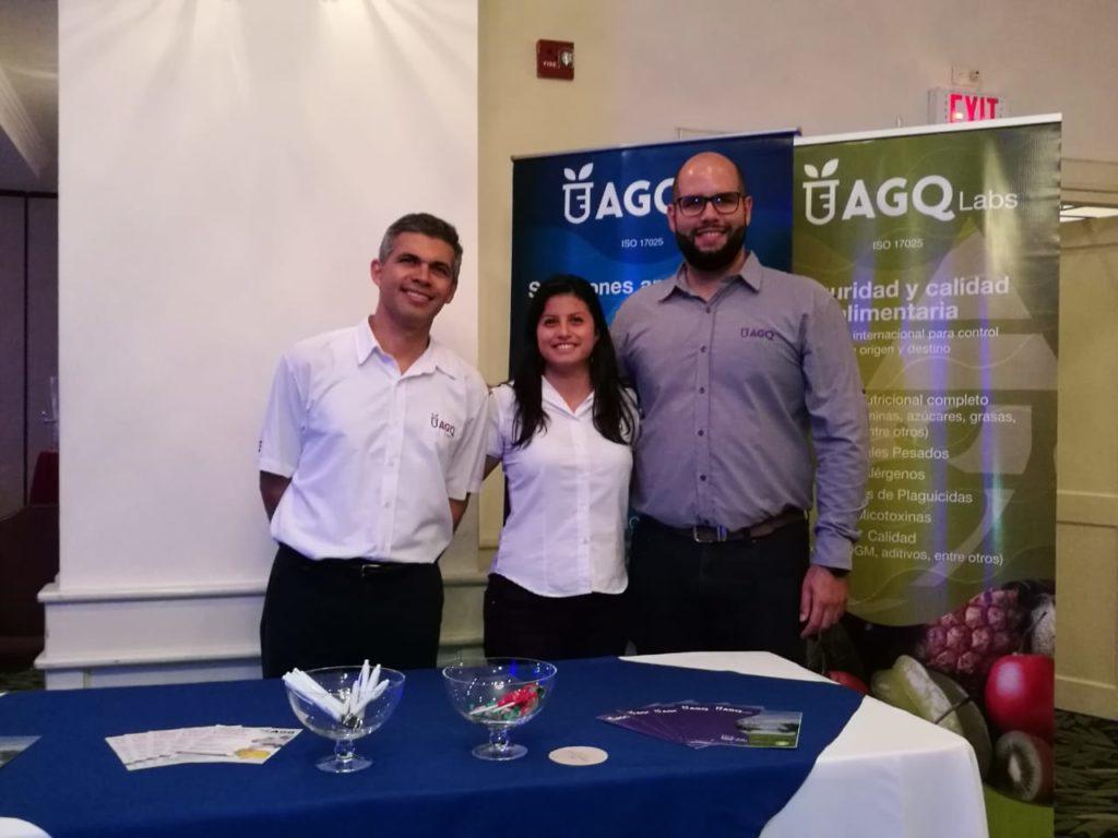 AGQ Labs patrocina APEX Agrícola Exportación