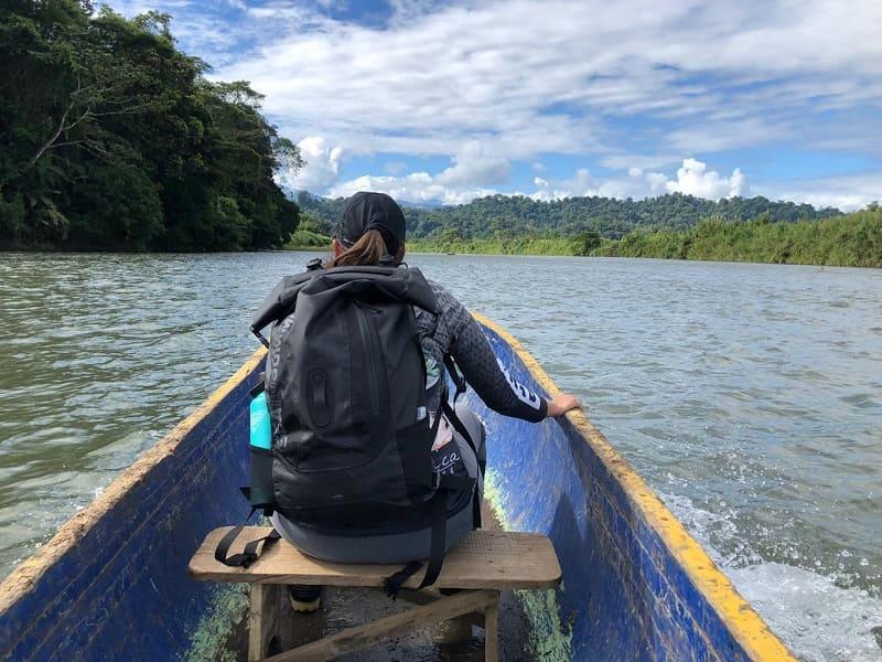 Analisis de aguas en Costa Rica y Panama