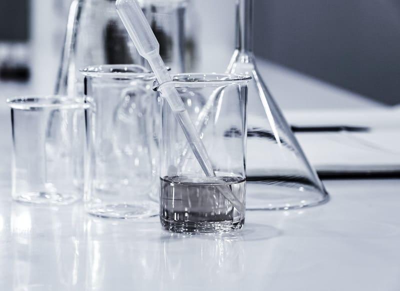 Analisis de carbono organico total en aguas