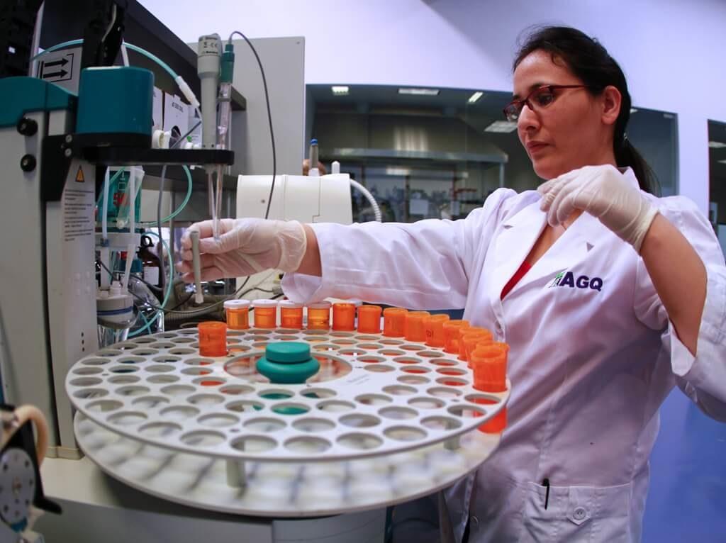 Análisis de antioxidantes ORAC